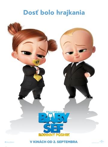 film Baby šéf: Rodinný podnik (2021)