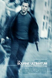 film Bournovo ultimátum (2007)
