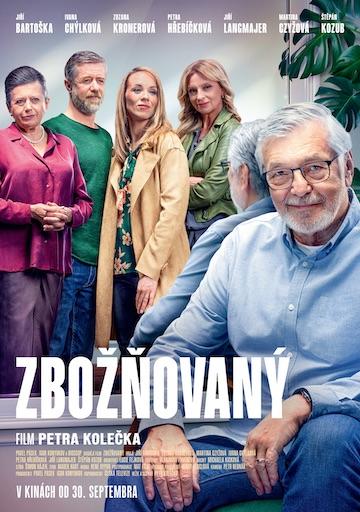 film Zbožňovaný (2021)