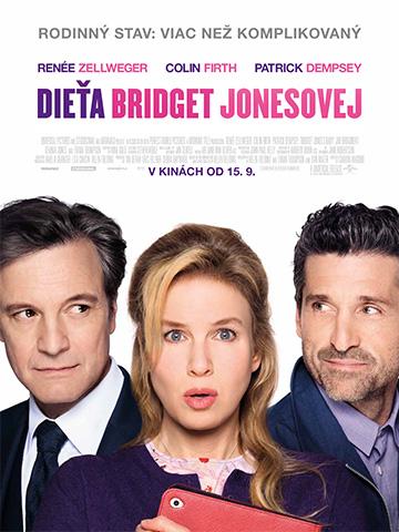 film Dieťa Bridget Jonesovej (2016)