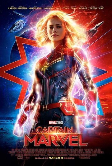 film Captain Marvel (2019)
