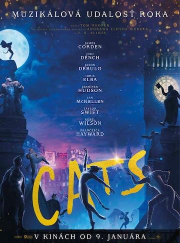 film Cats (2019)