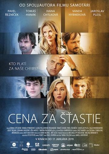 film Cena za štěstí (2019)