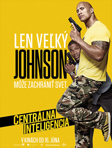 film Centrálna inteligencia (2016)