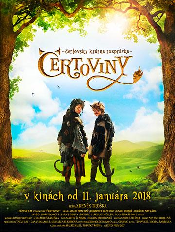film Čertoviny (2018)