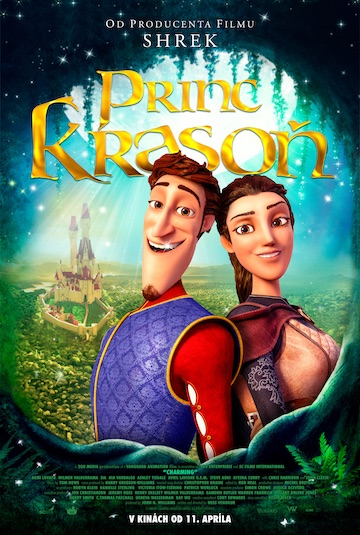 film Princ Krasoň (2018)