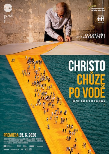 film Christo: Chôdza po vode (2018)