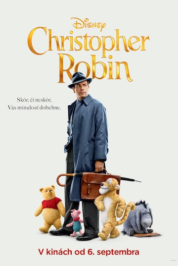 film Christopher Robin (2018)