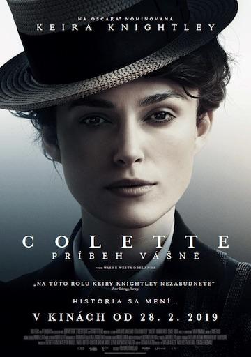 film Colette: Príbeh vášne (2018)