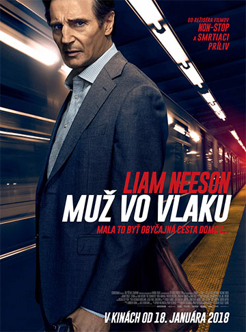 film Muž vo vlaku (2018)
