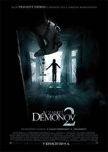 film V zajatí démonov 2 (2016)