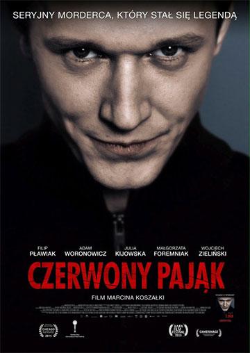 film Červený pavúk (2015)