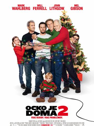 film Ocko je doma 2 (2017)