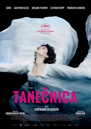 film Tanečnica (2016)