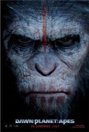 film Úsvit planéty opíc (2014)