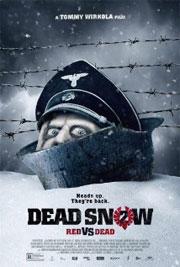film Dead Snow: Červený vs. Mŕtvy (2014)