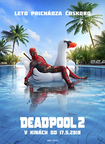 film Deadpool 2 (2017)