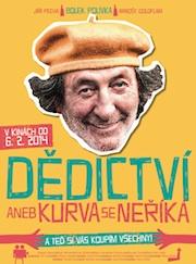 film Dědictví aneb Kurvaseneříká (2014)