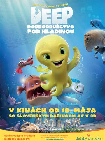 film Deep: Dobrodružstvo pod hladinou (2017)