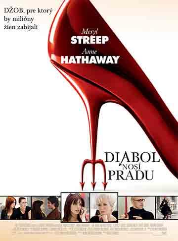 film Diabol nosí Pradu (2006)