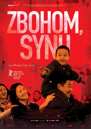 film Zbohom synu (2019)