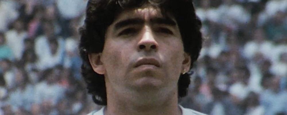 Film Diego Maradona (2019)