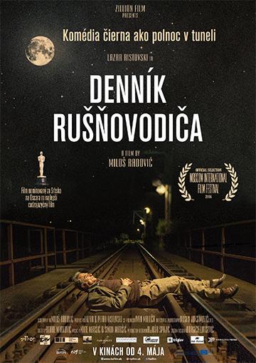 film Denník rušňovodiča (2016)