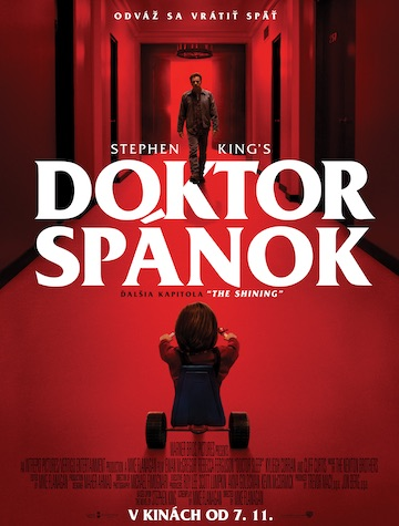 film Doktor Spánok (2019)