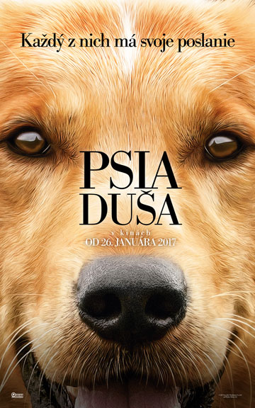 film Psia duša (2017)