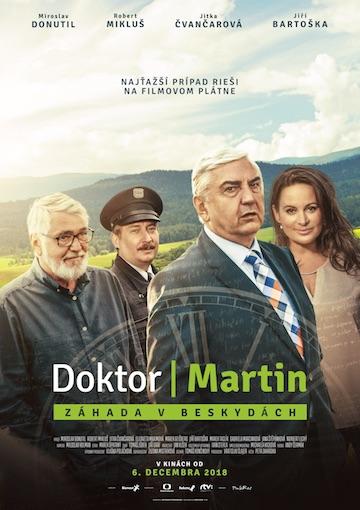 film Doktor Martin: Záhada v Beskydách  (2018)