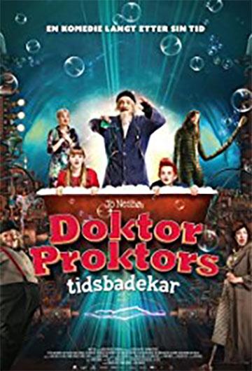 film Jo Nesbø: Časovaňa doktora Proktora (2015)