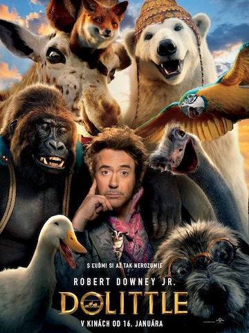 film Dolittle (2020)