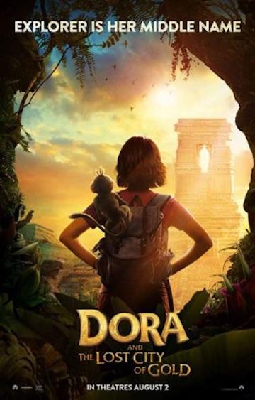 film Dora a stratené mesto (2019)