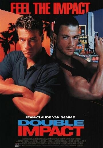 film Dvojitý zásah (1991)