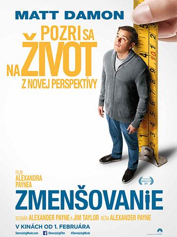 film Zmenšovanie (2017)