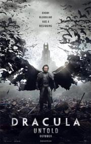 film Drakula: Neznáma legenda (2014)