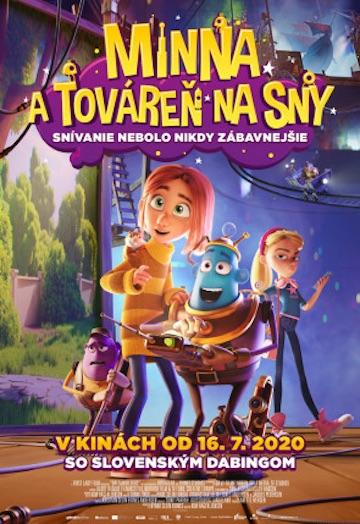 film Minna a továreň na sny (2020)