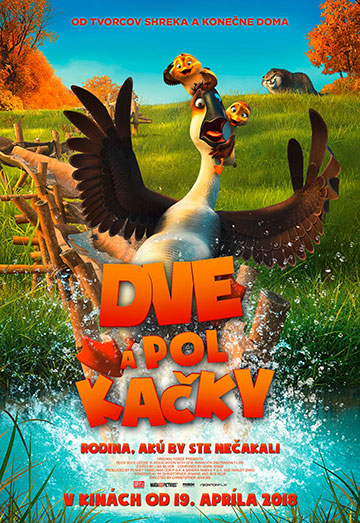 film Dve a pol kačky (2018)