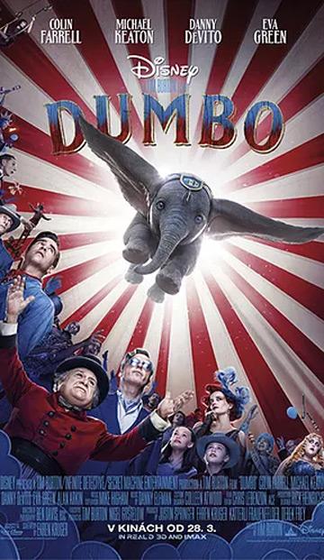 film Dumbo (2019)