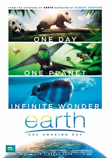 film Earth: Deň na zázračnej planéte (2017)