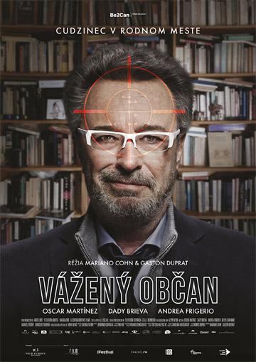 film Vážený občan (2016)