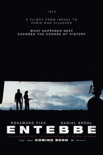 film Operácia Entebbe (2018)