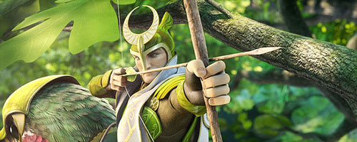 Film Kráľovstvo lesných strážcov (2013)