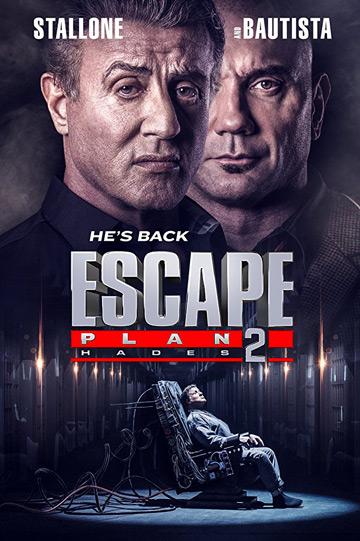 film Plán úteku 2 (2018)