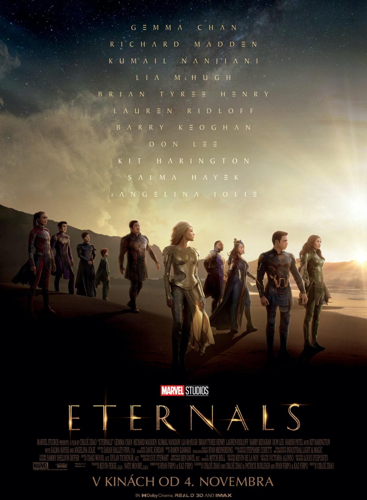film Eternals (2021)