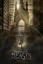 film Fantastické zvery a ich výskyt (2016)