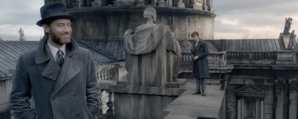 Film Fantastické zvery: Grindelwaldove zločiny (2018)