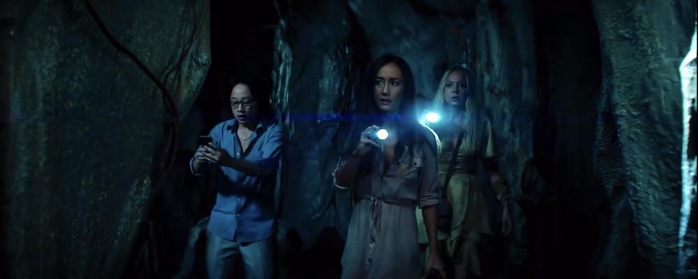 Film Fantasy Island (2020)