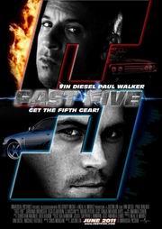 film Rýchlo a zbesilo 5 (2011)