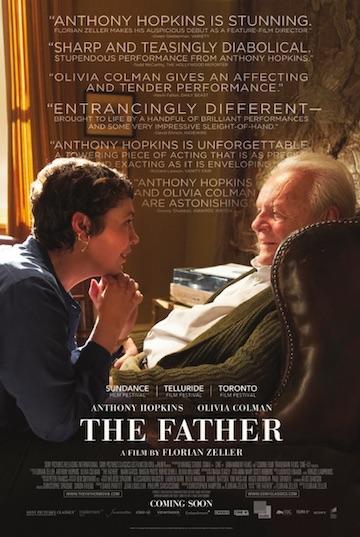 film Otec (2020)